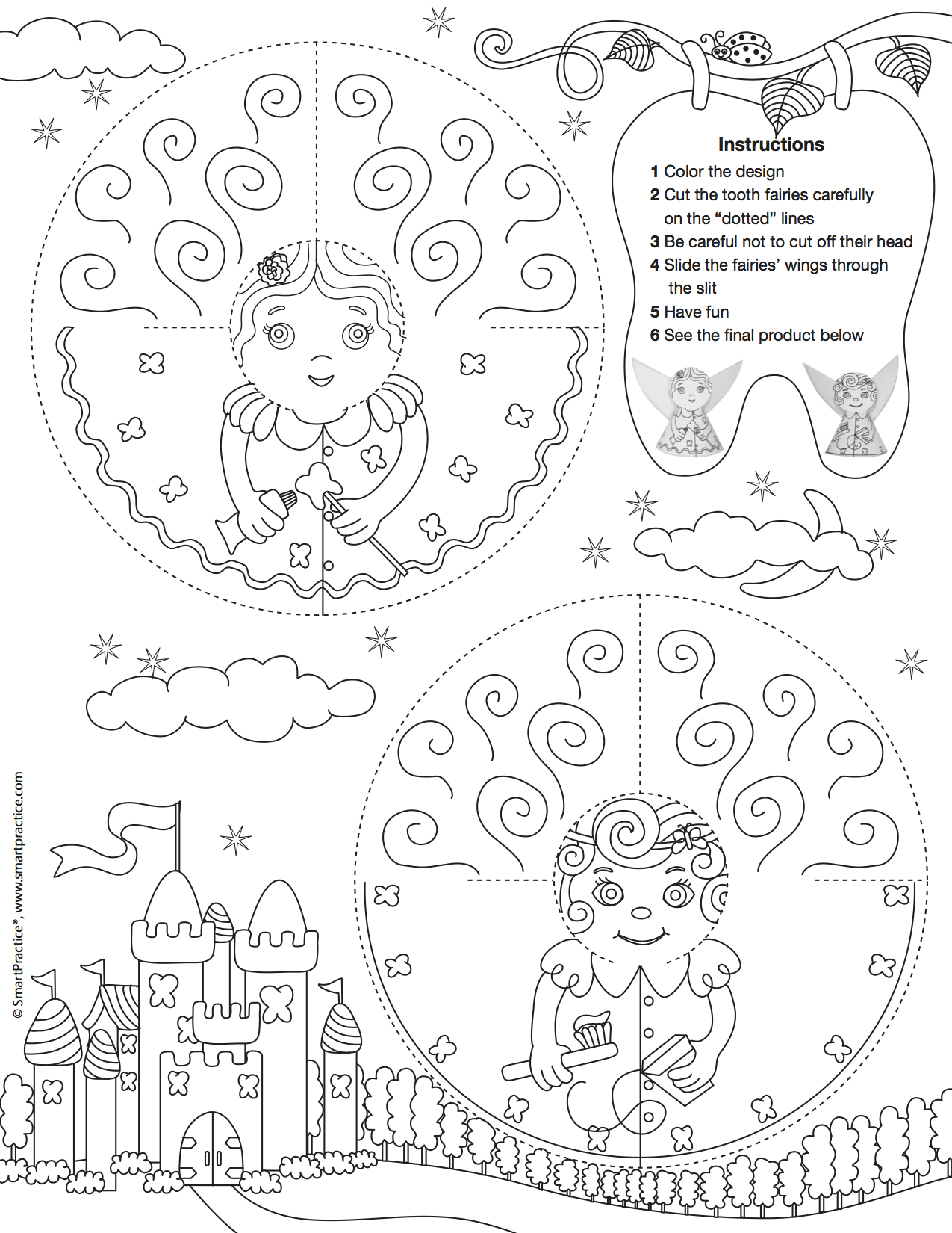 ToothFairyColoringSheet Web